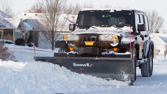 SnowEx Light Duty Snow Plow