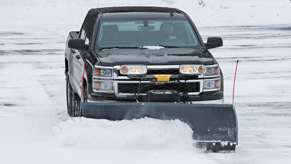 SnowEx Regular Duty Truck Plow